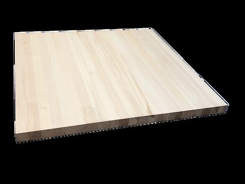 Furu Limfog: Träskiva, Bänkskiva. Storlek: 40x630x1400 mm