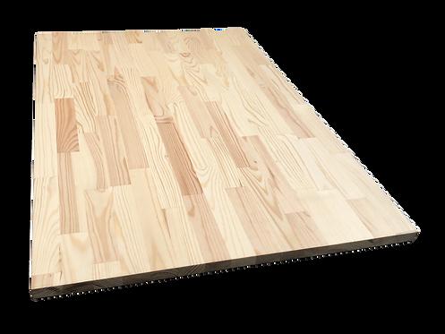 Furu Limfog: Träskiva, Bänkskiva. Storlek: 18x650x3000 mm