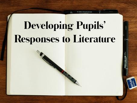 Developing Pupils' Responses to Literature