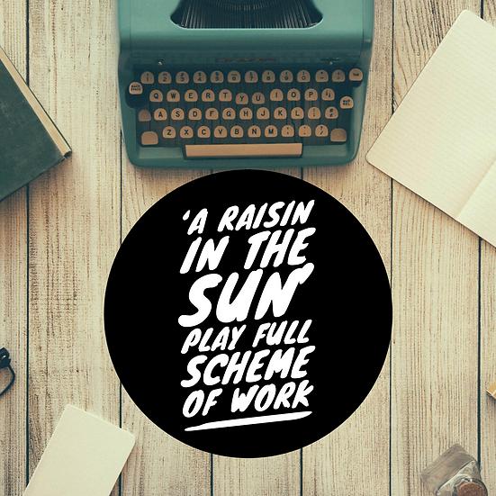 'A Raisin in the Sun' Full Scheme of Work