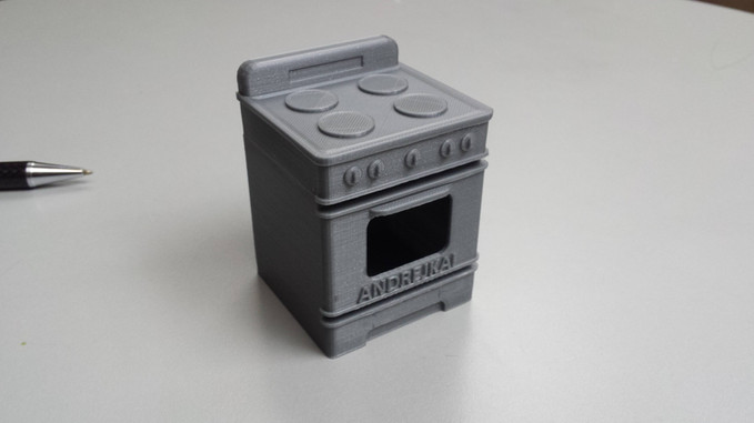 Mini oven gift