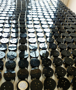 High quality FDM 3D printing. Large quantities in a short time.