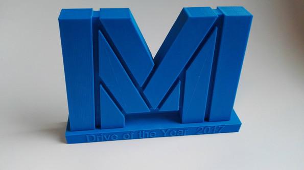 Awards 3D production
