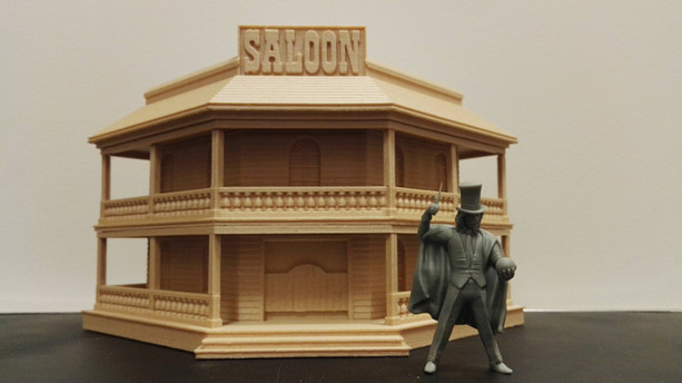 3D PRINTING ARCHITECTURAL SCALE MODELS