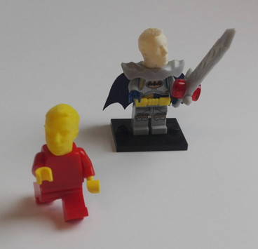 LEGO figurines with your 3D image