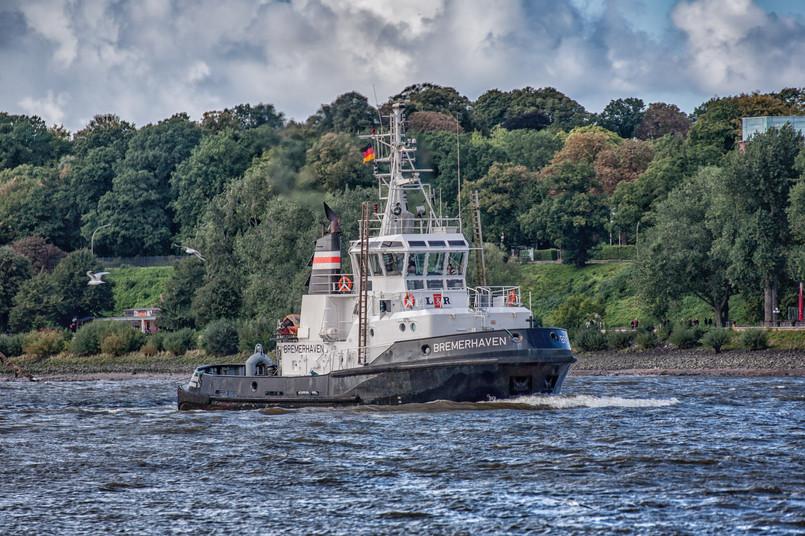 Tug 'Bremerhaven'