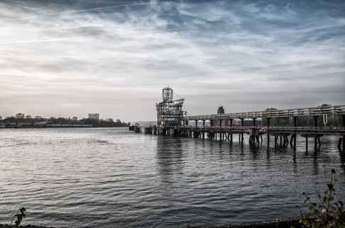 Tankschiffhafen Hamburg