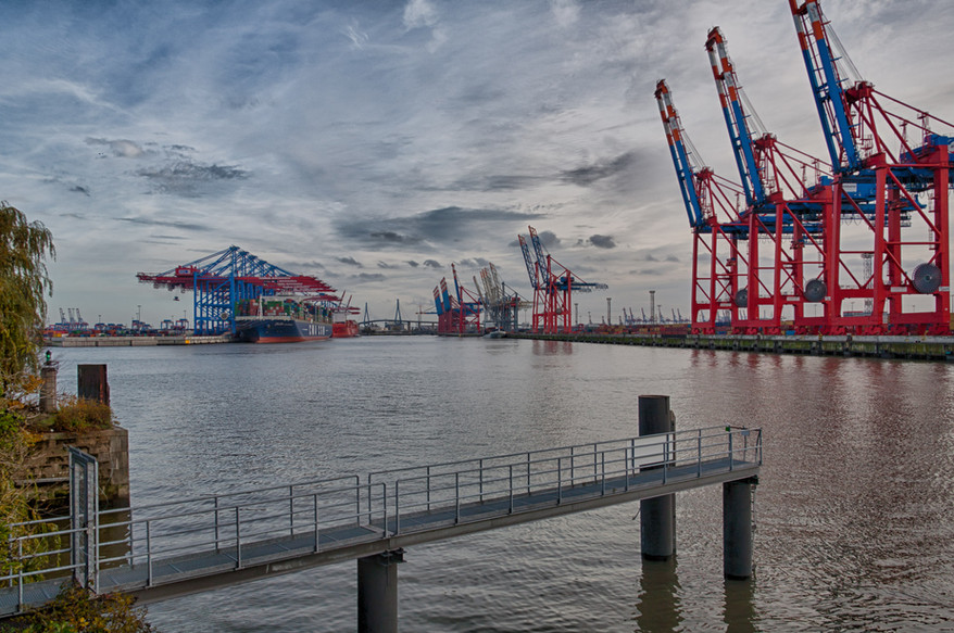 Waltershofer Hafen