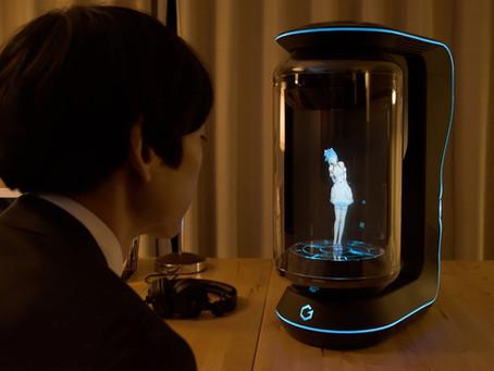 Quand un hologramme partage votre vie
