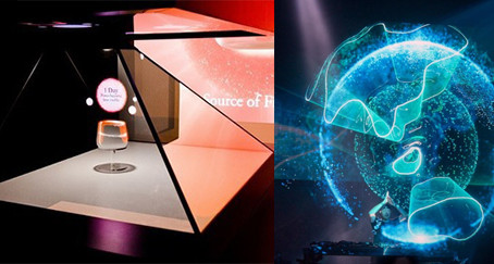 Hologramme, quelle technologie choisir ?