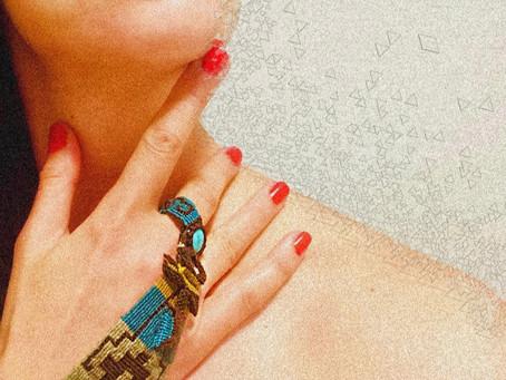 SOS un manicure en Australia.