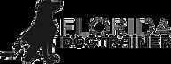 Florida Dog Trainer Logo