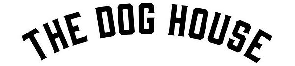The Dog House Grooming Studio Logo Text