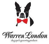 Warren London Dog Logo