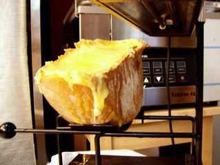 Queso Raclette... ¡Raclettada!