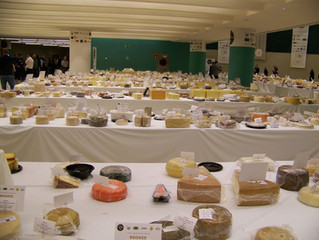 111 Quesos en el World Cheese Adward 2016 celebrado en San Sebastián