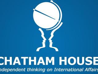 """""""América Latina 2020"""" de Chatham House en su Centenario. Dosier: Número Uno. Fernando Gómez Herrero."""
