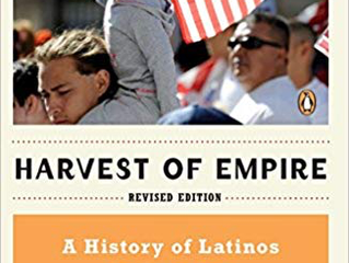 Apropos Harvest of Empire by Juan Gonzalez.