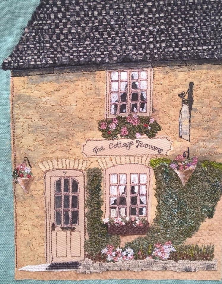 'The Cottage Tearooms'