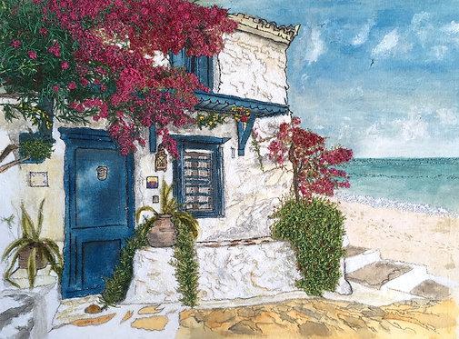 'Beach House, Cyprus'