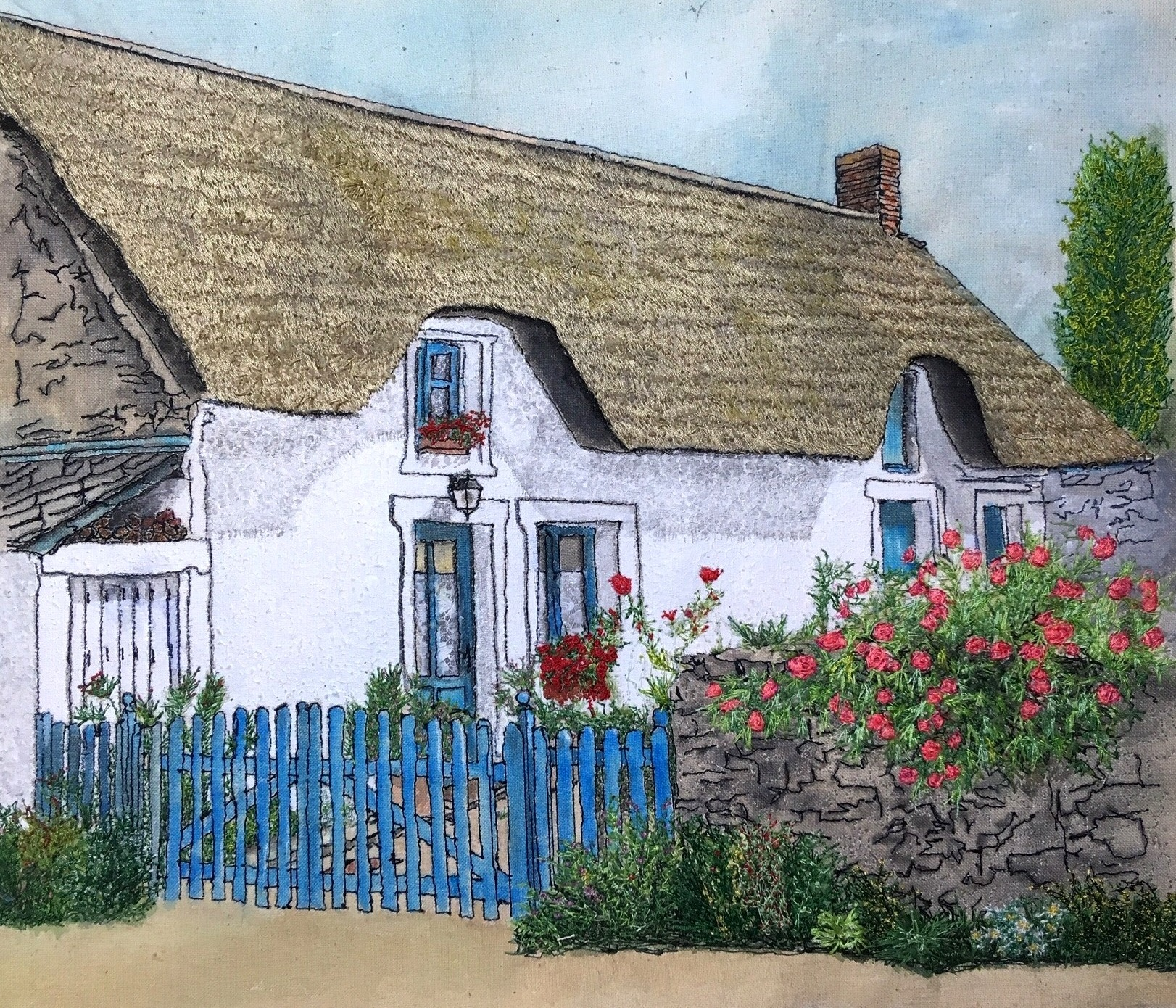 'Rose Cottage'