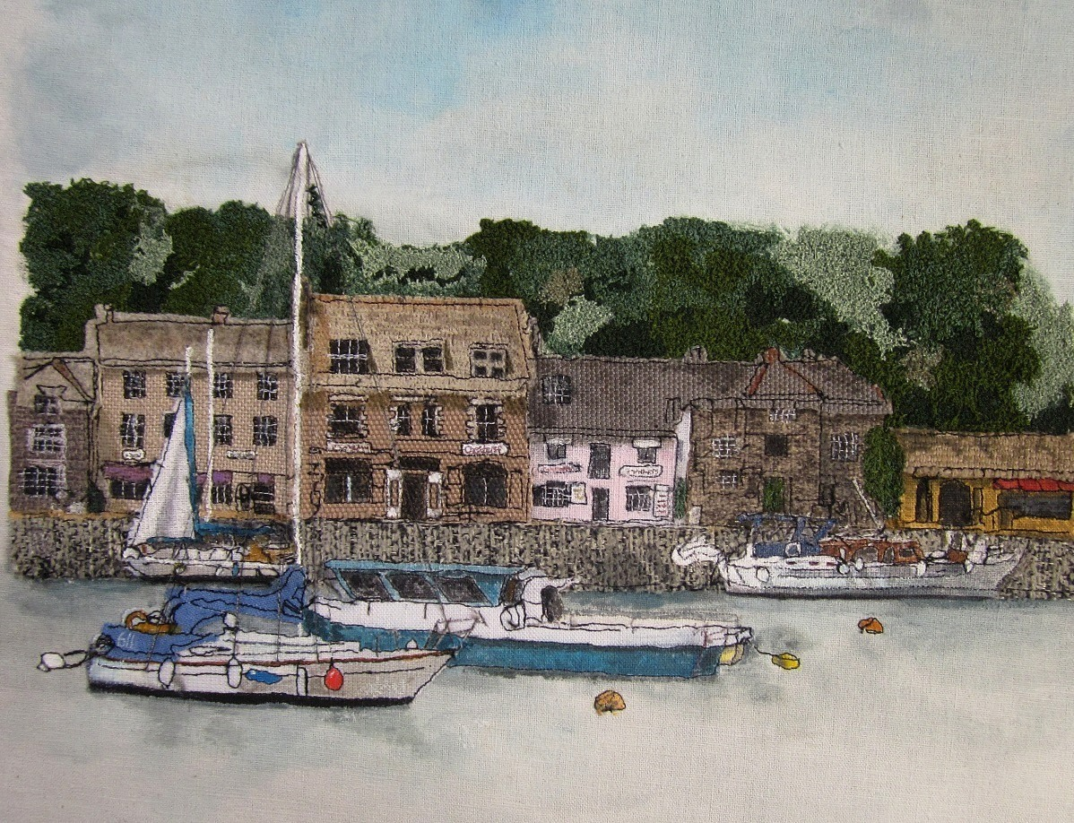 'Padstow Harbour'