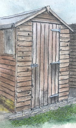 'The Garden Shed'
