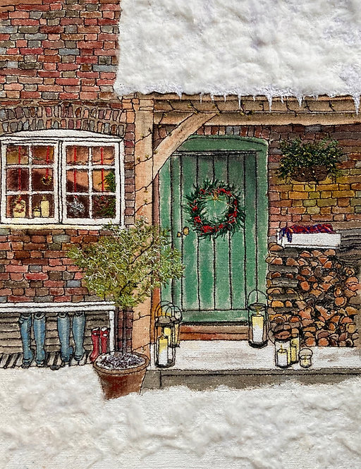 'Home For Christmas' - SOLD