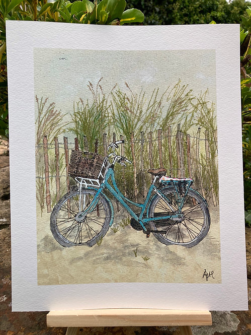 'One Summer's Day' Giclée Print