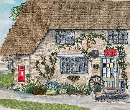 'The Village Post Office'