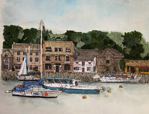 'Padstow Harbour' SOLD