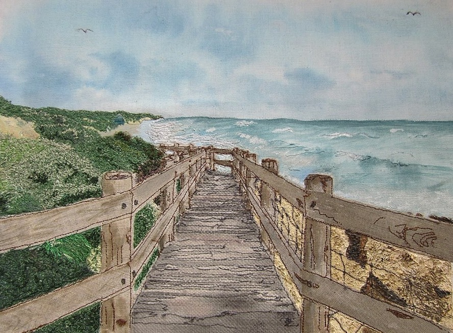 'Boadwalk To The Sea'