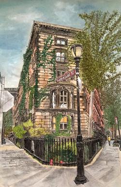 'Stuyvesant St, NYC'