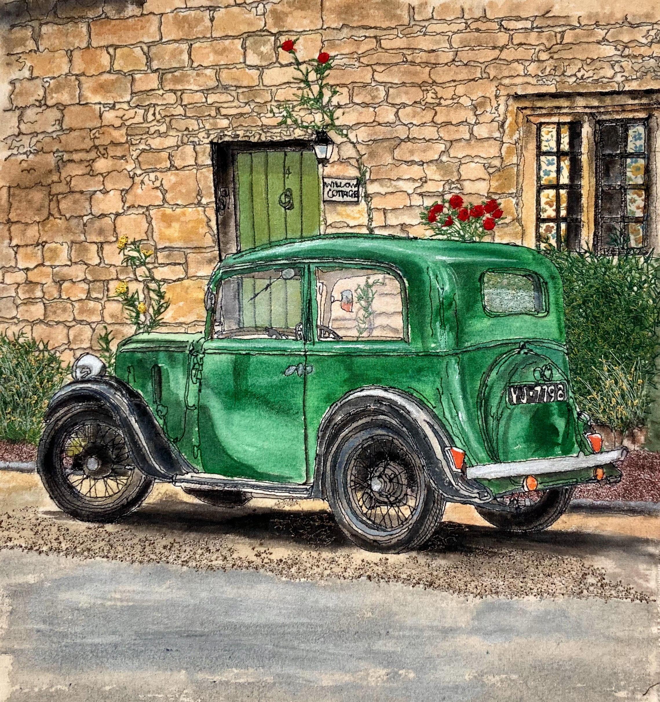 'A Classic in the Cotswolds'