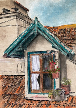 'Italian Window'