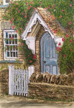 'Rose Hill Cottage'