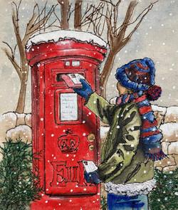 'The Christmas Card'