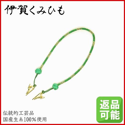 ハットクリップ(緑色)