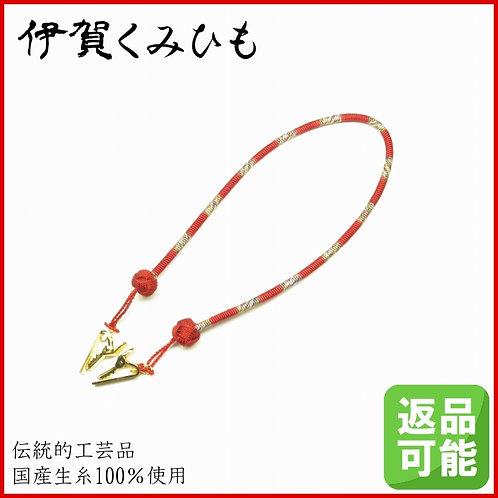 帽子止め(赤色)