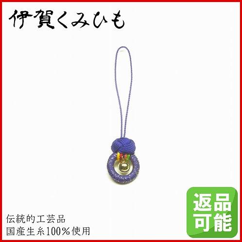 厄除けストラップ(紫色)