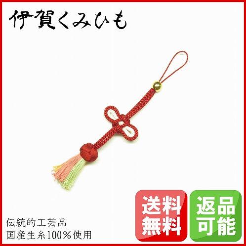 携帯・バッグチャーム 小田巻 (赤色)