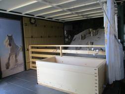 高野槇の木風呂