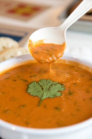 Vegan Carrot Soup - Craft Kitchen Maine