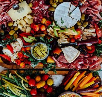 Charcuterie Platter- Craft Kitchen Maine