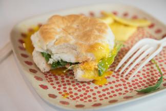 Egg & Pimento Sandwich - Craft Kitchen Maine