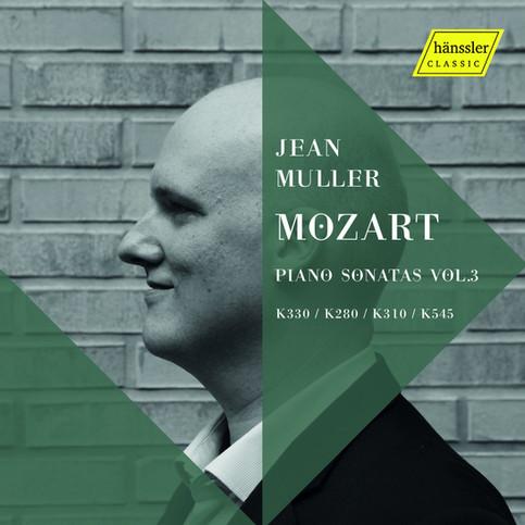 Jean Muller Mozart Vol.3