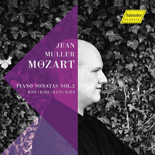 CD:Mozart Piano Sonatas Vol.2