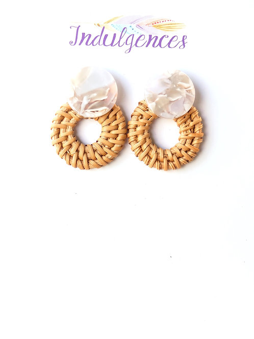 Rattan and resin EABW