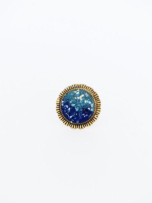 Sparkling Blues Ring