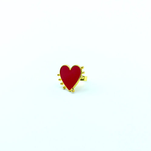 Red Heart Ring RGAA
